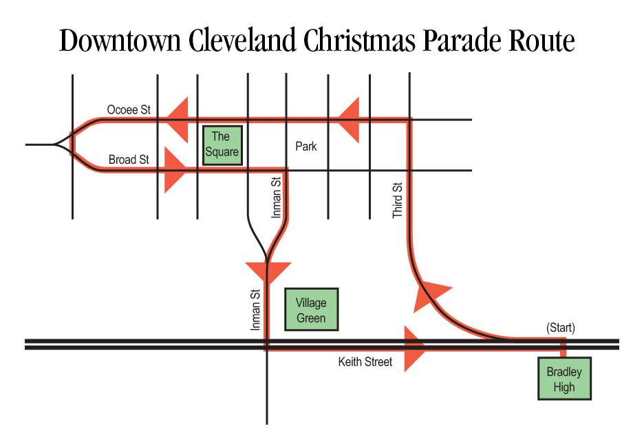Cleveland Tn Christmas Parade 2020 MainStreet Cleveland, Tennessee